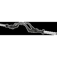 Gryf olimpijski kratownica profilowana ATX® LH-50-CAMG Parallel Press Bar   200cm,producent: ATX, zdjecie photo: 2