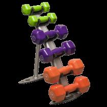 Stojak na hantle fitness Body-Solid GDR10 na 6 hantli,producent: Body-Solid, zdjecie photo: 2 | online shop klubfitness.pl | spr