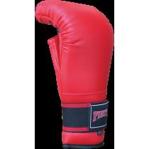 Rękawice przyrządówki wciągane Fighter W4 | czerwone,producent: FIGHTER, zdjecie photo: 2 | online shop klubfitness.pl | sprzęt