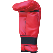 Rękawice przyrządówki wciągane Fighter W4 | czerwone,producent: FIGHTER, zdjecie photo: 3 | online shop klubfitness.pl | sprzęt