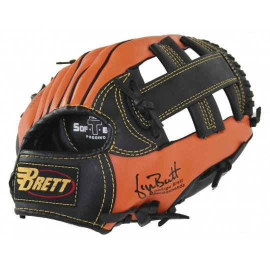 "Rękawica baseball Brett Bross Regular Left Hand | 11"" Brett Bros - 1 