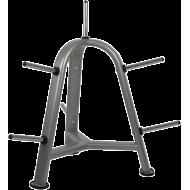 Stojak na obciążenia inSPORTline 30mm | 7 uchwytów,producent: Insportline, zdjecie photo: 1