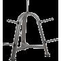Stojak na obciążenia inSPORTline 30mm | 7 uchwytów,producent: Insportline, zdjecie photo: 2 | online shop klubfitness.pl | sprzę