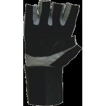 Rękawiczki kulturystyczne skórzane Fighter Duble,producent: FIGHTER, zdjecie photo: 3 | online shop klubfitness.pl | sprzęt spor