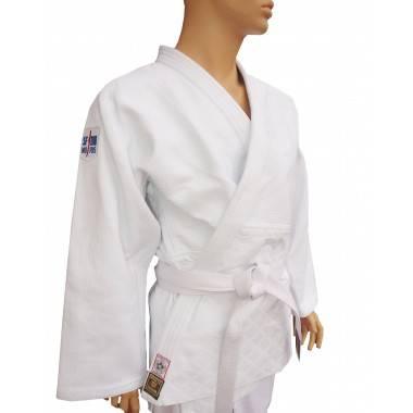 Kimono judo profesjonalne Sfjam-Noris White Tiger Excellence   165cm   white,producent: SFJAM NORIS, zdjecie photo: 3