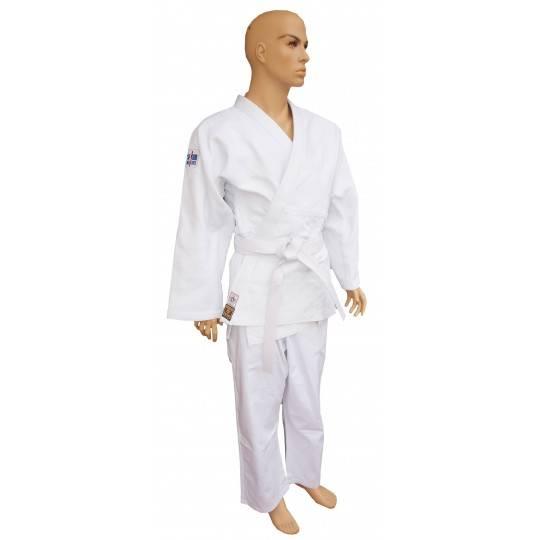 Kimono judo profesjonalne Sfjam-Noris White Tiger Excellence | 165cm | white SFJAM NORIS - 1 | klubfitness.pl
