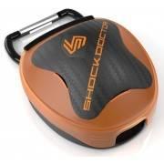 Pudełko na ochraniacz szczęki Shock Doctor | pomarańczowe,producent: Shock Doctor, zdjecie photo: 1 | klubfitness.pl | sprzęt sp