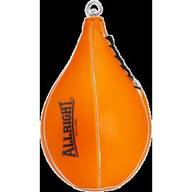 Gruszka bokserska refleksówka Allright podwieszana | pomarańczowa ALLRIGHT - 1 | klubfitness.pl