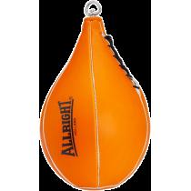 Gruszka bokserska refleksówka Allright podwieszana | pomarańczowa ALLRIGHT - 1 | klubfitness.pl | sprzęt sportowy sport equipmen