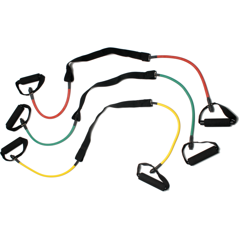 Ekspander gumowy do ćwiczeń na stepie Bodylastics Step Tube,producent: Bodylastics, zdjecie photo: 3