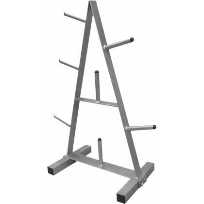 Stojak na obciążenia STAYER SPORT ST-31 trójkątny,producent: STAYER SPORT, photo: 1