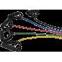 Ekspander gumowy do ćwiczeń z uchwytami Bodylastics Fitness Tube Deluxe,producent: Bodylastics, zdjecie photo: 8 | online shop k