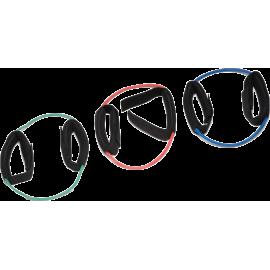 Ekspander gumowy do ćwiczeń mięśni nóg Bodylastics Cuff Tube,producent: Bodylastics, zdjecie photo: 1 | online shop klubfitness.