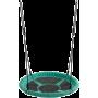 Huśtawka ogrodowa dla dzieci Spartan Sport bocianie gniazdo | zielona,producent: SPARTAN SPORT, zdjecie photo: 2 | online shop k