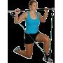 Gryf fitness z ekspanderem Clip-Tube Bodylastics Workout-Stick | długość 120cm,producent: Bodylastics, zdjecie photo: 15 | onlin