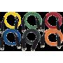Ekspander gumowy do ćwiczeń Bodylastics Clip-Tube | długość 140cm,producent: Bodylastics, zdjecie photo: 1 | online shop klubfit