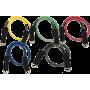 Ekspander gumowy do ćwiczeń Bodylastics Clip-Tube | długość 60cm,producent: Bodylastics, zdjecie photo: 1 | klubfitness.pl | spr