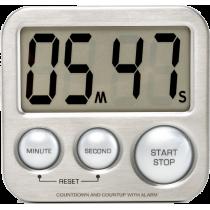 Cyfrowy zegar treningowy z wyświetlaczem Timer-XS,producent: IRONSPORTS, zdjecie photo: 2 | online shop klubfitness.pl | sprzęt