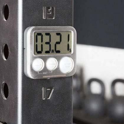 Cyfrowy zegar treningowy z wyświetlaczem Timer-XS,producent: IRONSPORTS, zdjecie photo: 3 | online shop klubfitness.pl | sprzęt