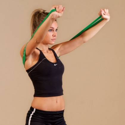 Guma oporowa treningowa Body-Solid Power Band BSTB,producent: Body-Solid, zdjecie photo: 16