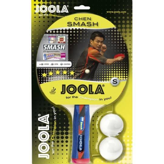 Rakietka do tenisa stołowego Joola Chen Smash 53137 |  z piłeczkami,producent: Joola, zdjecie photo: 1