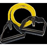 Ekspander gumowy do ćwiczeń z uchwytami Bodylastics Fitness Tube TU-P,producent: Bodylastics, zdjecie photo: 2