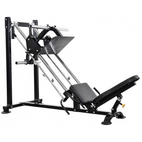 Suwnica na mięśnie nóg wypychanie Powertec P-LP14 | Leg Press & Calf Raise,producent: Powertec, zdjecie photo: 1