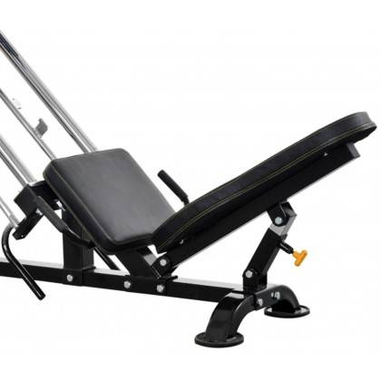 Suwnica na mięśnie nóg wypychanie Powertec P-LP14   Leg Press & Calf Raise,producent: Powertec, zdjecie photo: 3
