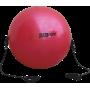 Piłka gimnastyczna z ekspanderami Stayer Sport | średnica 75cm | czerwona Stayer Sport - 1 | klubfitness.pl