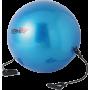 Piłka gimnastyczna z ekspanderami Stayer Sport | średnica 55cm | niebieska Stayer Sport - 1 | klubfitness.pl | sprzęt sportowy s