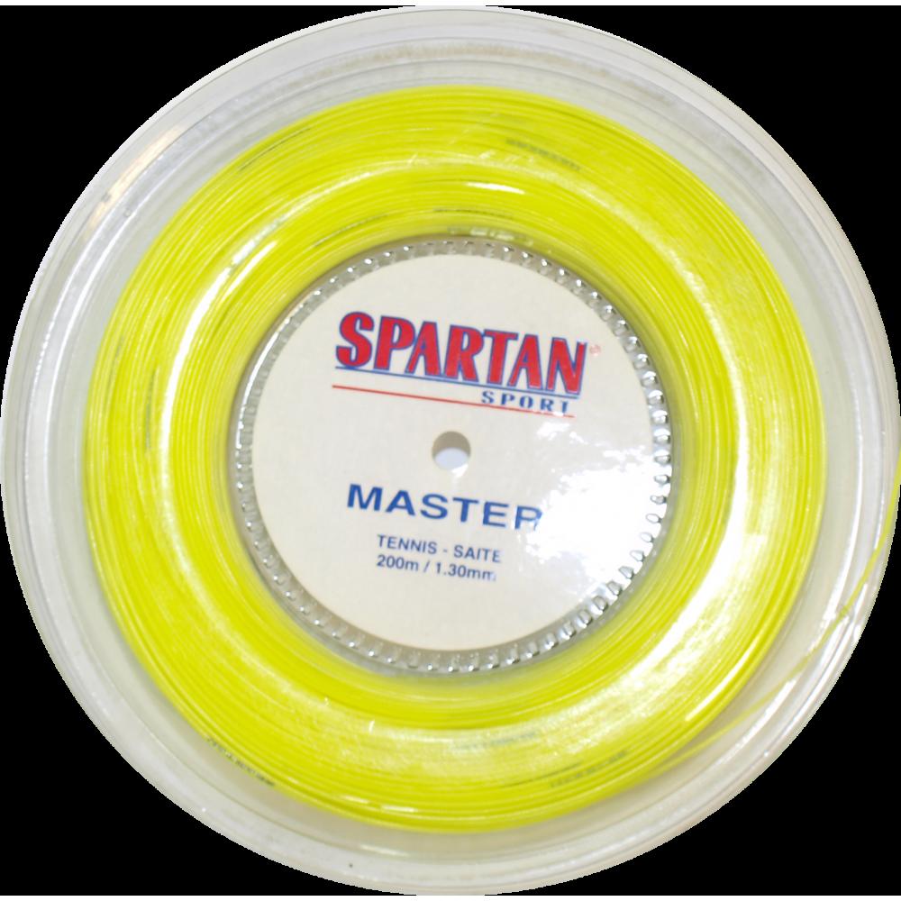 Naciąg do rakiety tenisowej Spartan Sport Master | 200m 1,3mm,producent: SPARTAN SPORT, zdjecie photo: 1 | online shop klubfitne