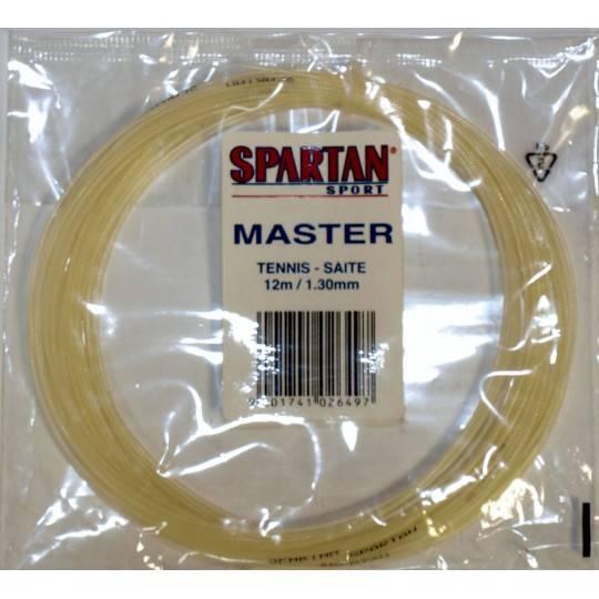 Naciąg do rakiety tenisowej Spartan Sport Master | 12m 1,3mm SPARTAN SPORT - 1 | klubfitness.pl