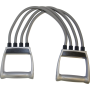 Ekspander gumowy regulowany Spartan Sport | 4 gumy,producent: SPARTAN SPORT, zdjecie photo: 1 | online shop klubfitness.pl | spr