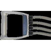Ekspander gumowy regulowany Spartan Sport | 4 gumy,producent: SPARTAN SPORT, zdjecie photo: 2 | online shop klubfitness.pl | spr