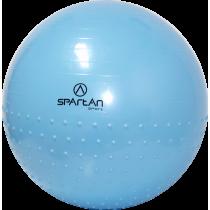 Piłka gimnastyczna Spartan Sport 65cm | Half Massage SPARTAN SPORT - 1 | klubfitness.pl