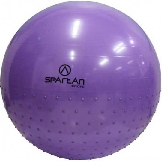 Piłka gimnastyczna Spartan Sport 75cm | Half Massage,producent: SPARTAN SPORT, zdjecie photo: 1 | online shop klubfitness.pl | s