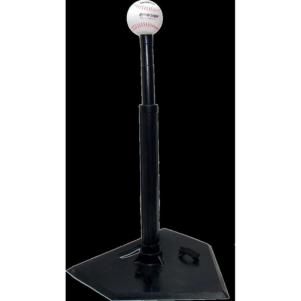 Gumowy batting tee | regulacja wysokości 53-91cm,producent: Brett Bros, zdjecie photo: 1