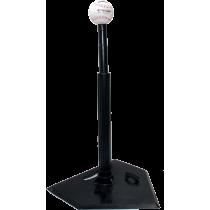 Gumowy batting tee | regulacja wysokości 53-91cm Brett Bros - 1 | klubfitness.pl