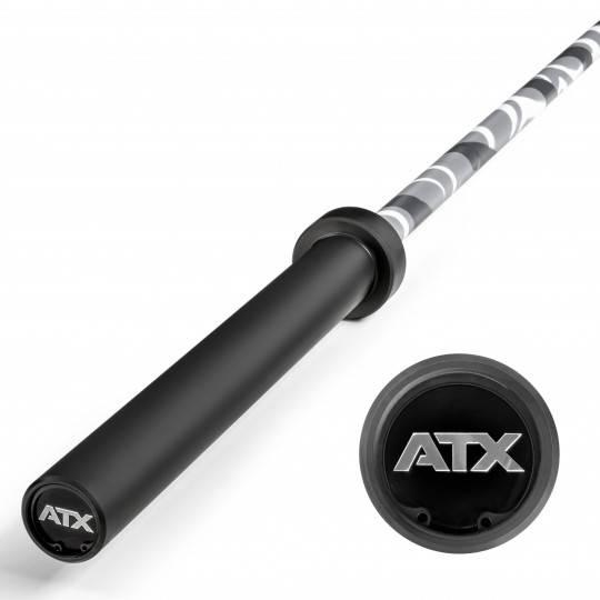 Gryf olimpijski 220cm LH-50-220-CAMO ATX® | Camouflage Multi Power Bar ATX® - 1 | klubfitness.pl