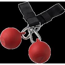 Uchwyt podwójny Body-Solid BSTCB Cannonball BodySolid - 1   klubfitness.pl