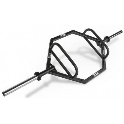 Gryf olimpijski hex ATX-HEX-BAR-XL | black | 219,5cm,producent: ATX, zdjecie photo: 1