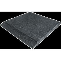 Podłoga gumowa Gymfloor® GP-50-3-RAND | 50x50cm | grubość 30mm Gym-Floor - 1 | klubfitness.pl