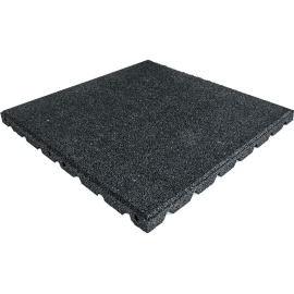 Podłoga gumowa Gymfloor® GP-50-3-BASIC | 50x50cm | grubość 30mm,producent: Gym-Floor, zdjecie photo: 1