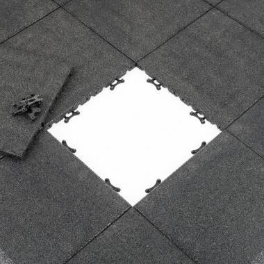 Podłoga gumowa modułowa Gymfloor® FS-BSF-MODELL-B | grubość 30mm,producent: Gym-Floor, zdjecie photo: 3