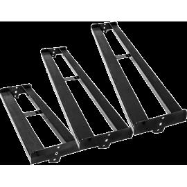 Półka hantli systemu stojaków modułowych SemiPro 400 | R-3800-B,producent: IRONSPORTS, zdjecie photo: 1 | klubfitness.pl | sprzę