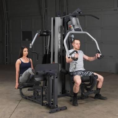 Atlas wielofunkcyjny do ćwiczeń Body-Solid G9S | stosy obciążeń 2x95kg Body-Solid - 3 | klubfitness.pl | sprzęt sportowy sport e