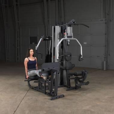Atlas wielofunkcyjny do ćwiczeń Body-Solid G9S | stosy obciążeń 2x95kg Body-Solid - 4 | klubfitness.pl | sprzęt sportowy sport e