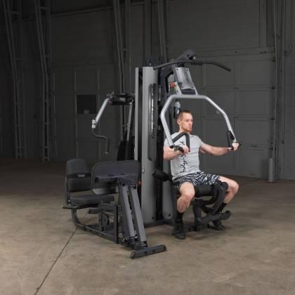 Atlas wielofunkcyjny do ćwiczeń Body-Solid G9S | stosy obciążeń 2x95kg Body-Solid - 7 | klubfitness.pl | sprzęt sportowy sport e