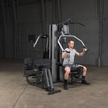 Atlas wielofunkcyjny do ćwiczeń Body-Solid G9S | stosy obciążeń 2x95kg Body-Solid - 8 | klubfitness.pl | sprzęt sportowy sport e