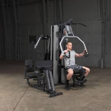 Atlas wielofunkcyjny do ćwiczeń Body-Solid G9S | stosy obciążeń 2x95kg Body-Solid - 9 | klubfitness.pl | sprzęt sportowy sport e